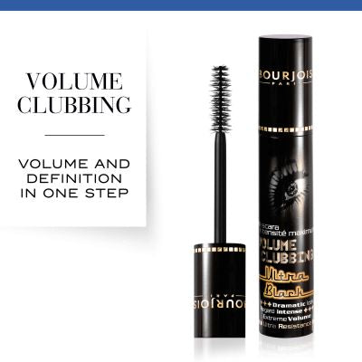 Bourjois MASCARA ABSOLUTE BLACK ULTRA BLACK