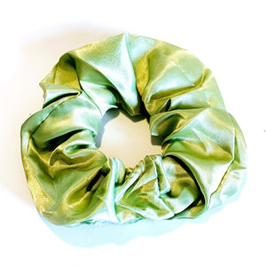 Satin Scrunchie - Pistachio