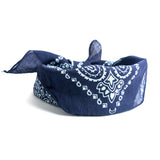 Bandana Headwrap - Navy