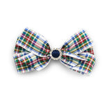 Medium Dress Stewart Tartan Hair clip