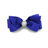 This elegant hair bow is beautifully made from quality grosgrain ribbon and will look perfect on your little princess.