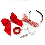 Festive Red & White Gift Set