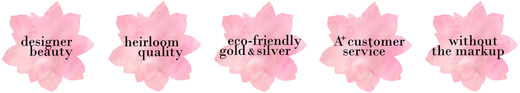 Lotus Stone Jewelry features designer beauty, heirloom quality, eco-friendly 14k gold, gold filled, and silver metals, natural genuine gemstones, stellar customer service, all without the markup