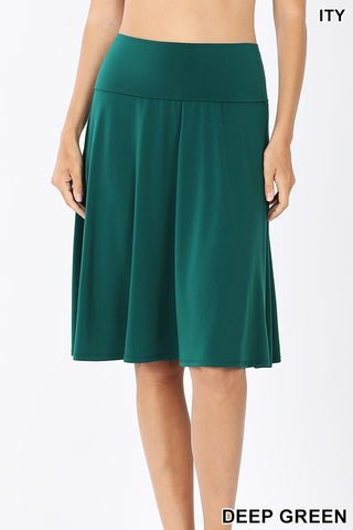 Everyday Flare Skirt