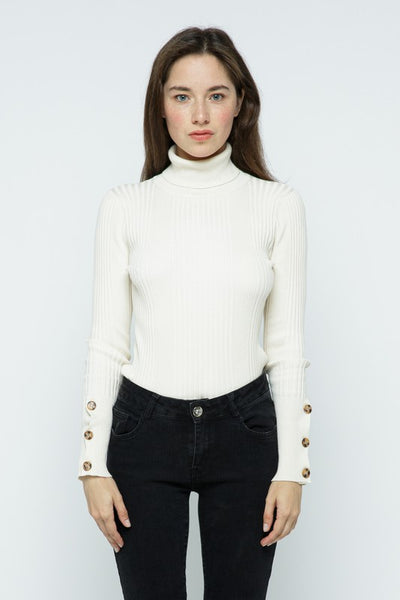 Aria Turtleneck