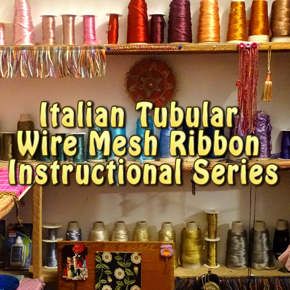Wire Mesh Ribbon: Tips & Tutorials
