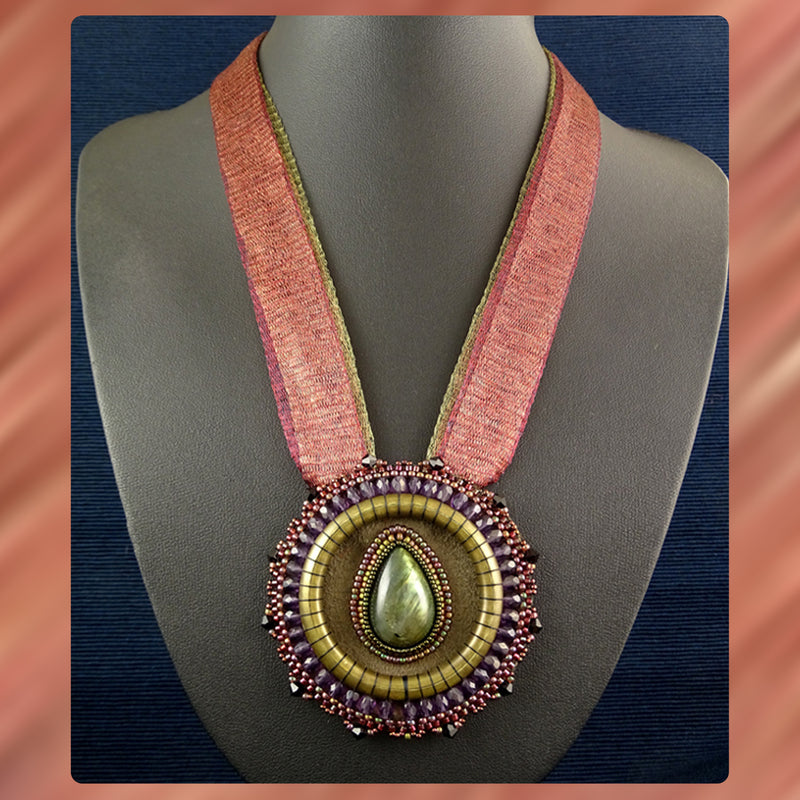 The Sun Queen Necklace