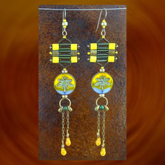 Harvest Weave Earrings