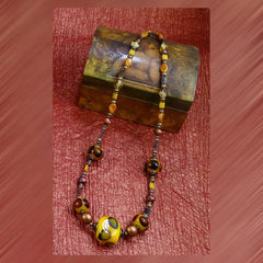 Golden Harvest Necklace