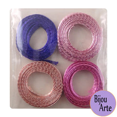 6mm (1/4 Inch) Mesh Color Packs