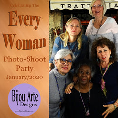 Photo-Shoot Party: Celebrating The Every Woman