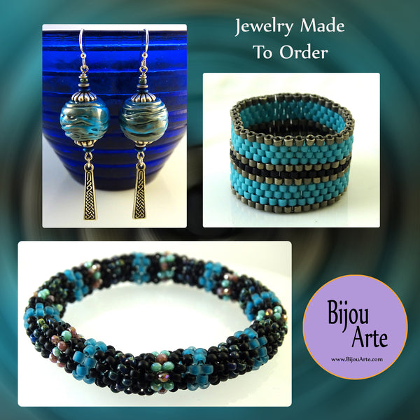 Custom Jewelry: Made To Order At Bijou Arte Tuscany