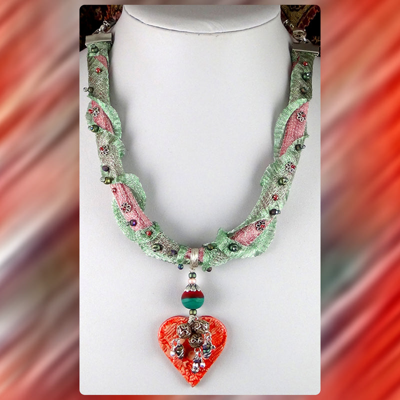 Strawberry Fields Necklace
