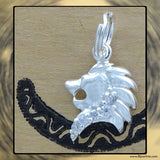 Sterling Silver Astrological Charm: LEO