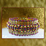 The Dreamweaver Bracelet w/ Japanese Seed Beads