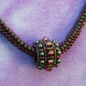 The Caterina Hand-Woven Necklace
