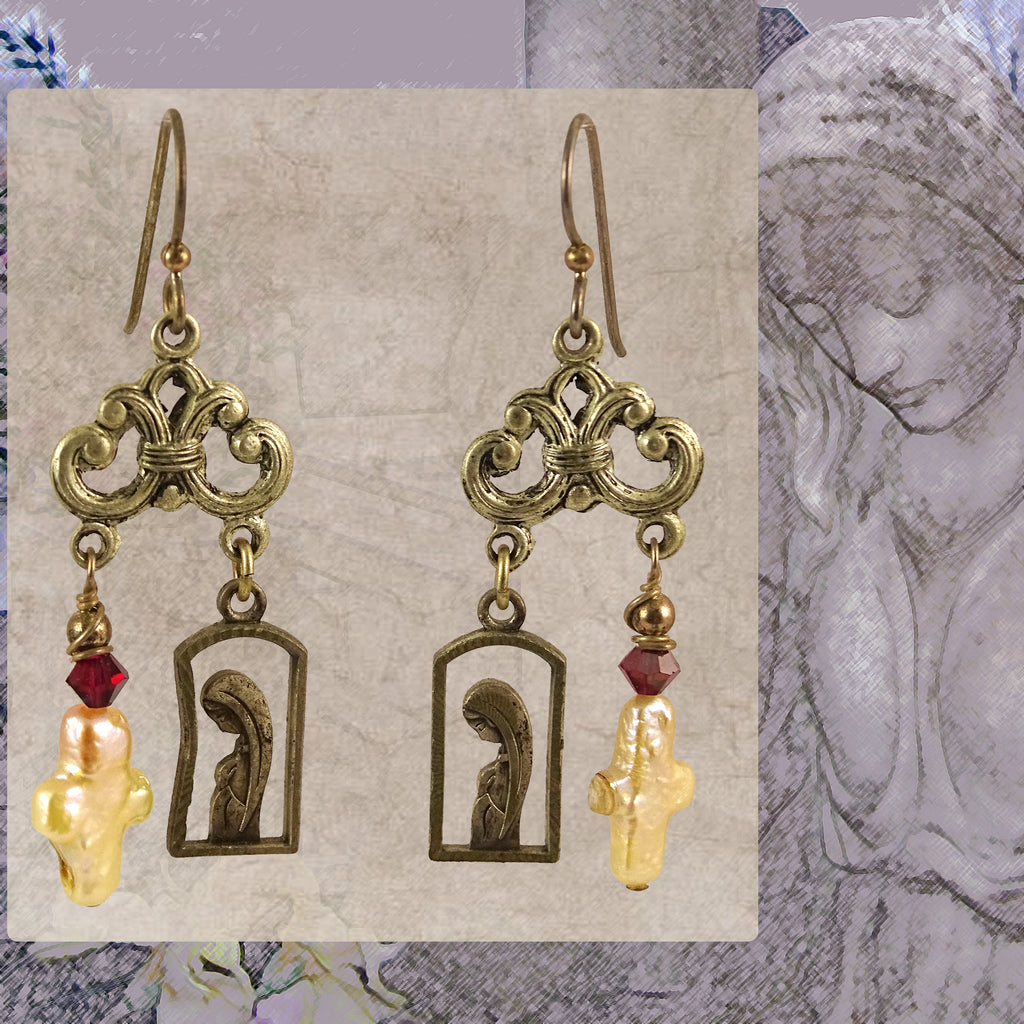 La Magdalena Earrings