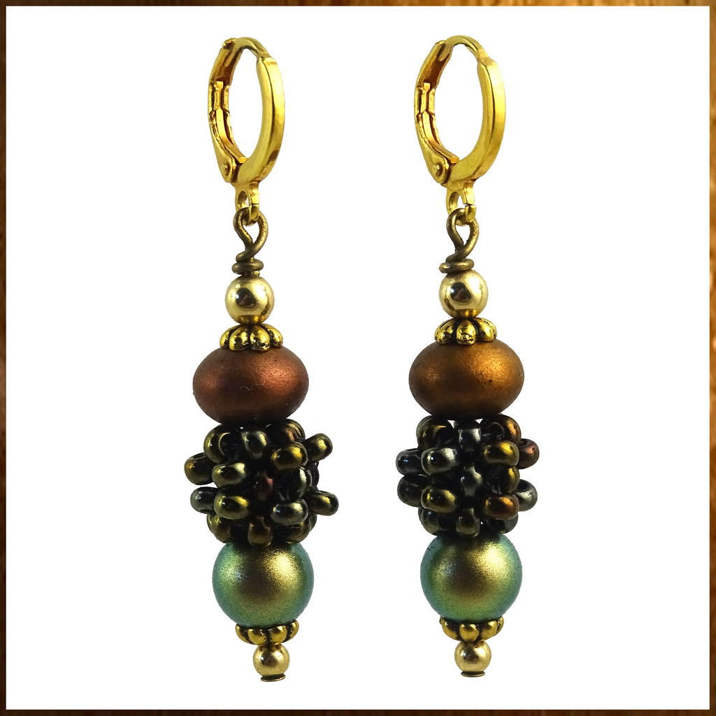 Abundant Harvest Earrings