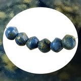Italian Resin Beads: Set Of 6
