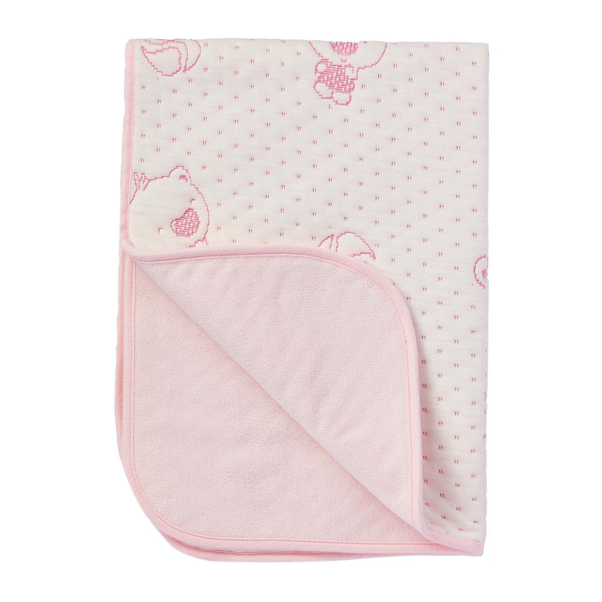 LoveSprings Reversible Bamboo Fiber Waterproof Changing mat