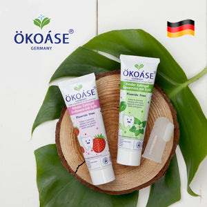 OKOASE 100% natural tooth gel - Strawberry