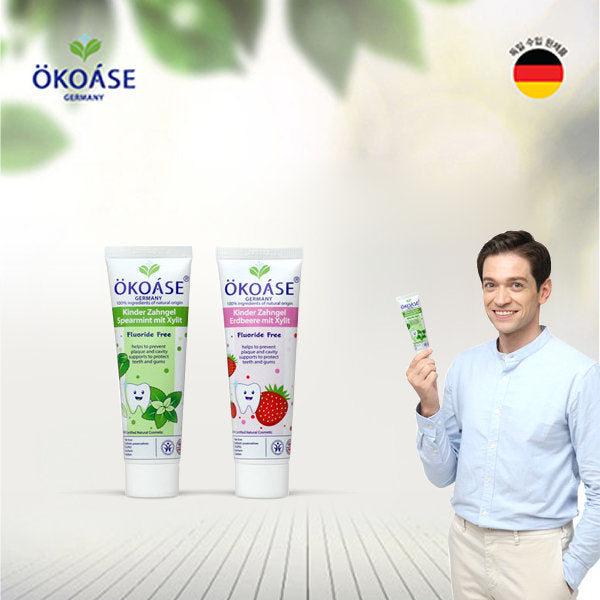 OKOASE 100% natural tooth gel - Mint