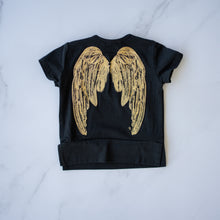 Load image into Gallery viewer, Carbon Soldier Winged Tee