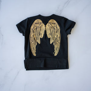 Carbon Soldier Winged Tee