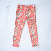 Load image into Gallery viewer, Gap Floral Jeggings