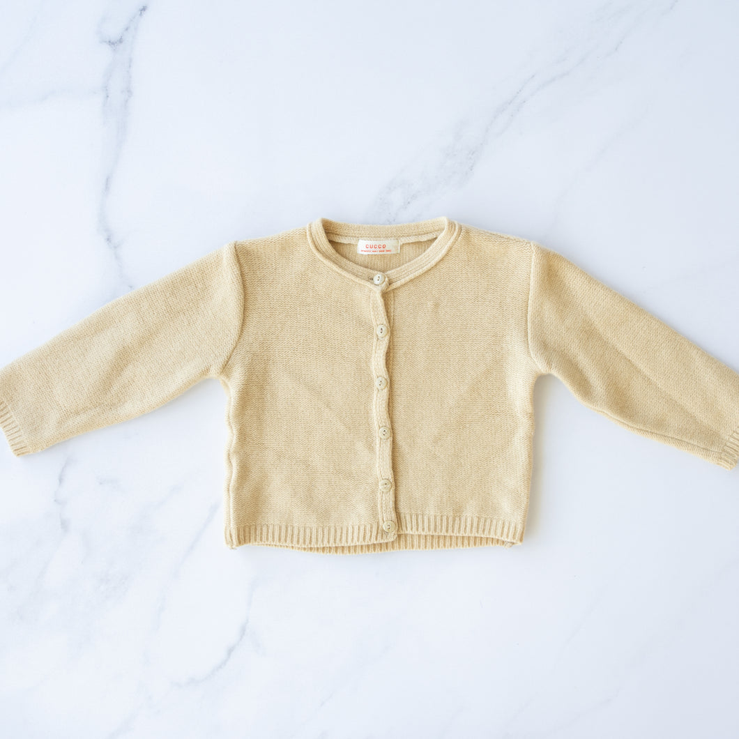 Honey Knit Cardigan