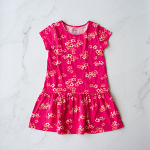 George Cherry Blossom Print Dress