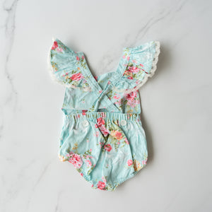 Arabella and Rose Romper