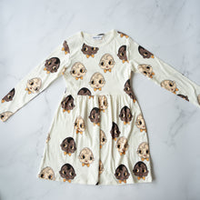 Load image into Gallery viewer, Mini Rodini Babies Dress (9-10y)