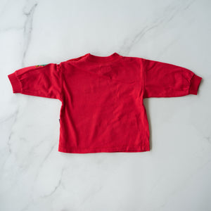 Vintage Fred Bare L/S Tee