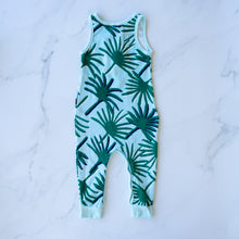 Load image into Gallery viewer, Bonds Palm Print Towelling Romper