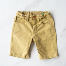 Load image into Gallery viewer, Benetton Tan Shorts