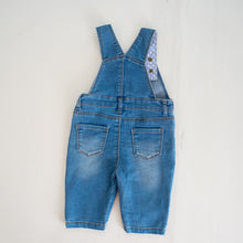 Load image into Gallery viewer, Teeny Weeny Denim Overalls