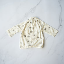 Load image into Gallery viewer, Nature Baby Kimono Style Cardigan
