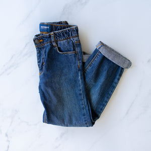 Old Navy Elastic Waistband Jeans