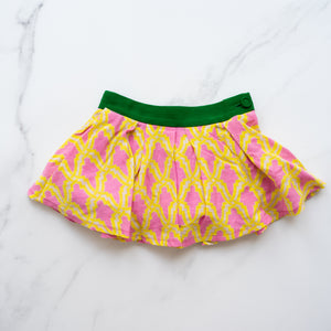 Pretty Patterned Skirt (2-3Y)