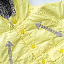 Load image into Gallery viewer, Chateau de Sable Lemon Jacket (3Y)