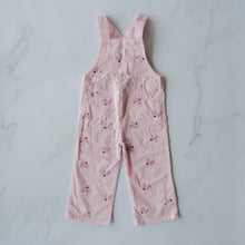 Load image into Gallery viewer, Mothercare Floral Overalls
