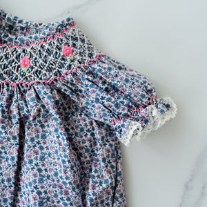 Mini Sweetie Smocked Dress