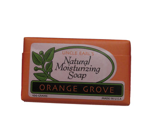 Bar Soap - Orange