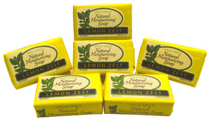 Bar Soap Six Pack - Lemon
