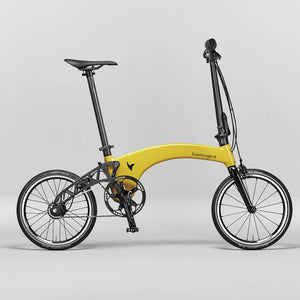 Hummingbird multi speed bike