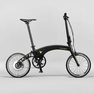 Hummingbird electric folding bike