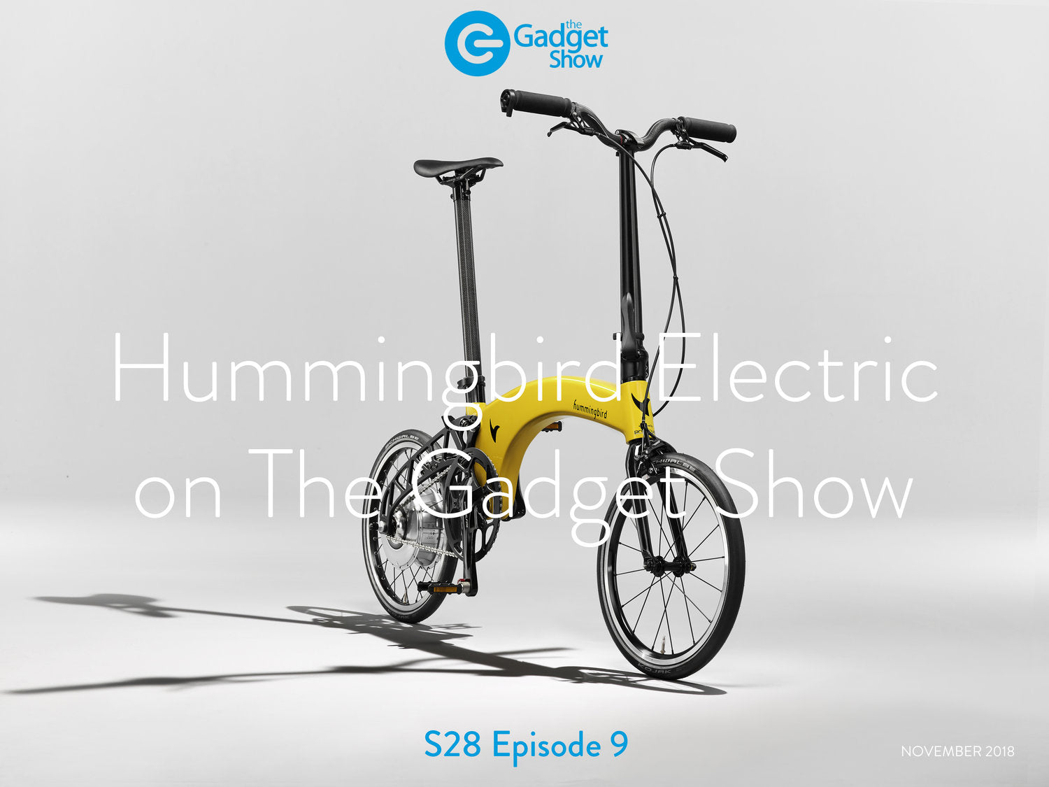 Hummingbird electric review on the Gadget Show