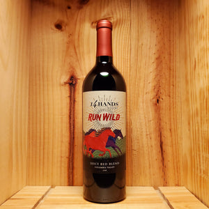 14 Hands Juicy Red Blend - Washington, United States - Blend 750ml