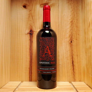 Apothic Red - California, United States - Blend 750ml